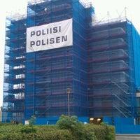 Photo taken at Espoon pääpoliisiasema by Roman R. on 9/21/2011