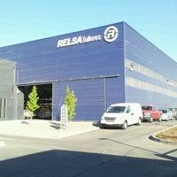 Photo taken at Relsa Talleres by Luis M. on 1/12/2012