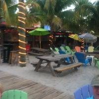 Photo taken at Cruzan Rum Bar by Timothy G. on 12/5/2011