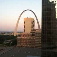 Photo taken at Hilton St. Louis at the Ballpark by Lisa on 9/2/2011