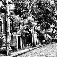 Photo taken at Père Lachaise Cemetery by Cil S. on 6/25/2011