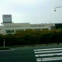 Photo taken at イオンモール日吉津 by Akki H. on 1/1/2012
