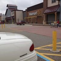 Photo taken at Walmart Supercenter by Jennifer F. on 3/24/2012