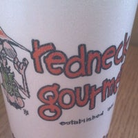 Photo taken at Redneck Gourmet by Paul J. on 1/31/2012