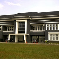 Photo taken at Institut Pertanian Bogor (IPB) by Ria K. on 7/14/2012