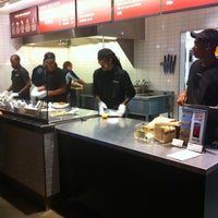 Photo taken at Chipotle Mexican Grill by Kyle C. on 1/13/2011
