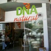 Photo taken at DNA Natural by Celio Augusto I. on 12/2/2011