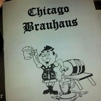 Photo taken at Chicago Brauhaus by Don S. on 11/27/2011