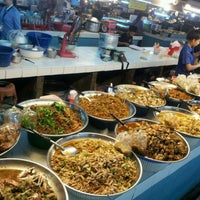 Photo taken at Thanin Market by Mike F. on 2/29/2012