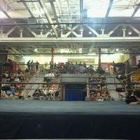 Photo taken at Elmcor Recreation Center by John P. on 6/29/2012