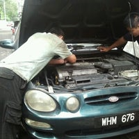 Photo taken at chow kit road by Ahmad Faizal A. on 9/8/2012