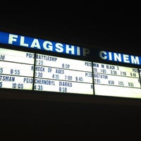 Photo taken at Flagship Cinemas New Bedford by Chris E. on 6/17/2012