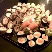Photo taken at Sushi Bar by Daniel B. on 7/22/2012