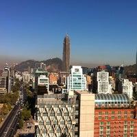 Photo taken at Edificio Enrique Foster by Emanuel G. on 3/26/2012