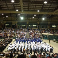 Photo taken at Show Place Arena by Shannon Y. on 6/7/2012