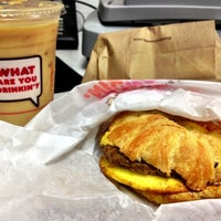 Photo taken at Dunkin' Donuts by Mikey B. on 7/30/2012
