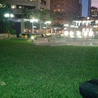 Photo taken at Post Office Square by Jake D. on 7/3/2012