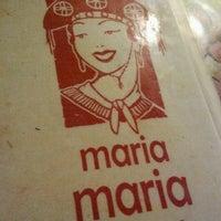 Photo taken at Maria Maria Tapioca e Soparia by M_Leandro on 5/15/2012