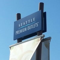 Photo taken at Seattle Premium Outlets by Leo T. on 8/11/2012
