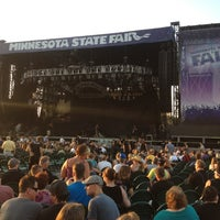 Photo taken at Minnesota State Fairgrounds by Ben D. on 8/30/2012