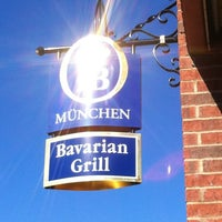 Photo taken at Bavarian Grill by j. marshall p. on 12/8/2011