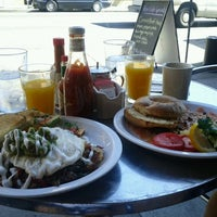 Photo taken at Rex Cafe by Lisa F. on 10/8/2011