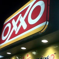 Photo taken at OXXO (VW) by Eduardo P. on 1/13/2012