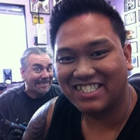 Photo taken at Tat2fiend Tattoo & Piercing by Ernest J. on 11/11/2011