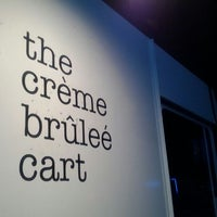 Photo taken at The Crème Brûlée Cart by Joshua L. on 2/19/2012