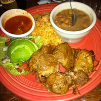 Photo taken at El Gallo Restaurant by A.D. on 7/14/2012