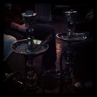 Photo taken at Mist Hookah Lounge by Chantel L. on 1/27/2012