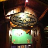Photo taken at Ponto 1 Bar by Filipi N. on 1/12/2011