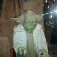 Photo taken at Potter's Wax Museum by WINTER on 2/24/2012