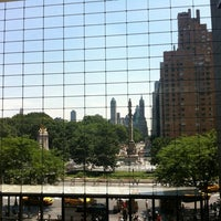 Photo taken at The Shops at Columbus Circle by Ayrton R. on 7/6/2012