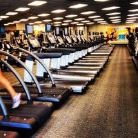 Photo taken at LA Fitness by Adam E. on 7/22/2012