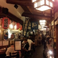 Photo taken at Honda-Ya Japanese Restaurant by Chris C. on 9/2/2012