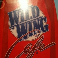 Photo taken at Wild Wing Cafe by Derham C. on 7/14/2012