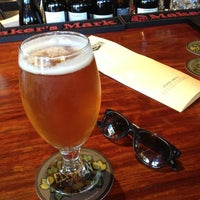 Photo taken at Elysian Brewing Company by Smitha R. on 9/2/2012