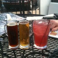 Photo taken at Three Pints Brewpub by Clint P. on 8/13/2011