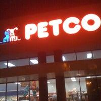 Photo taken at Petco by Kirk on 12/22/2010