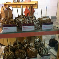 Photo taken at Rocky Mountain Chocolate Factory by Carmen J. on 4/27/2012