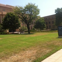 Photo taken at Strong Hall by Becca M. on 7/22/2011