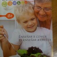 Photo taken at ADABE-Asociacion De Anorexia Y Bulimia De Elche by Nuria on 5/28/2012