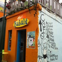 Photo taken at Café Babalú by Gaes E. on 10/27/2011