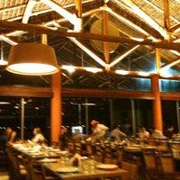 Photo taken at Restaurante Cabana do Sol by Maria Teresa A. on 4/14/2011