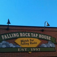 Photo taken at Falling Rock Tap House by Rachel S. on 9/30/2011