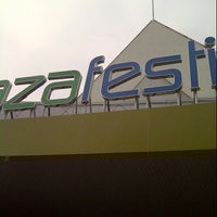 Photo taken at Plaza Festival by Agung N. on 7/9/2012