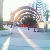 Photo taken at North Hollywood Metro Station by Felix G. on 7/15/2012