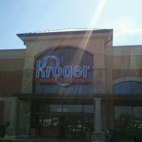 Photo taken at Kroger by Chris Y. on 3/27/2012