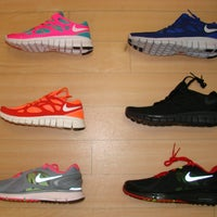 Photo taken at Wagner's RunWalk - Running Shoes and Apparel by Ed F. on 1/12/2012